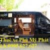 xe Dcar Limousine 16 Chỗ