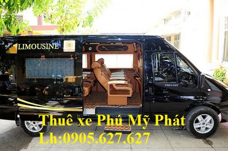 b885047aae Xe Dcar Limousine 16 chỗ tại Đà Nẵng - Call 0905.627.627