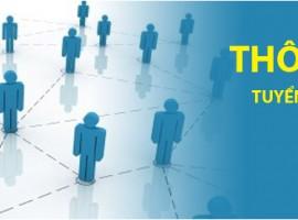 Công Ty Phú Mỹ Phát Tuyển dụng nhân viên kinh doanh