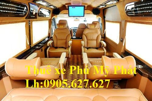 xe Limousine 9 cho da nang